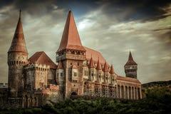 Corvins& x27; Schloss, Rumänien Stockfotos