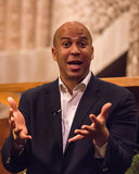 Cory Booker Royalty Free Stock Photo