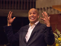 Cory Booker Stock Photos