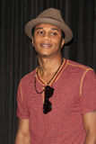 Cory Hardrict arrives at  Stock Photo