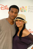 Cory Hardrict,Tia Mowry Stock Photos