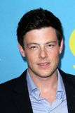 Cory Monteith. At the Glee Academy Screening, Leonard H. Goldenson Theater, North Hollywood, CA 05-01-12 Royalty Free Stock Photo