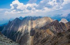 Cory Mountain Stock Photo