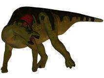 Corythosaurus-3D Dinosaur Royalty Free Stock Photo
