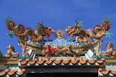 Cosa santa del dragón Fotos de archivo libres de regalías