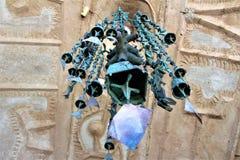 Cosanti Paolo Soleri studia, raj Dolinny Scottsdale Arizona, Stany Zjednoczone zdjęcia stock