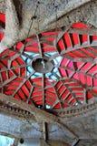 Cosanti Paolo Soleri Studios, paradisdal Scottsdale Arizona, Förenta staterna Arkivbild