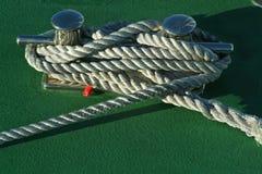 Cosas de barcos Foto de archivo libre de regalías