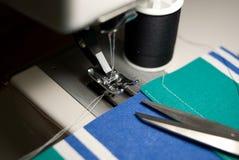 Cosas de costura Fotos de archivo
