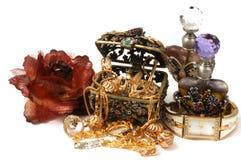 Cosas de la mujer Imagen de archivo libre de regalías