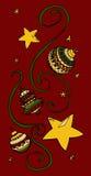 Cosas de la Navidad Imagen de archivo libre de regalías