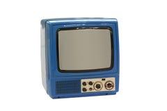 Cosas del vintage. TV Fotos de archivo