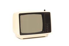 Cosas del vintage. TV Imagenes de archivo