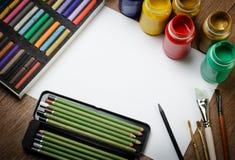 Cose da disegnare immagine stock