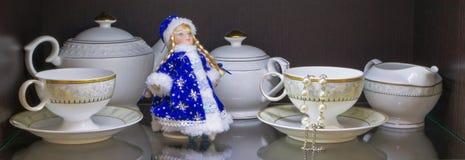 Cose del tè immagini stock