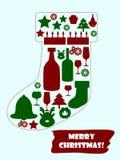 Cose di Natale Immagine Stock