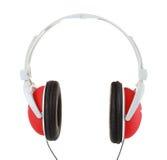 coseup ακουστικά Στοκ Φωτογραφίες