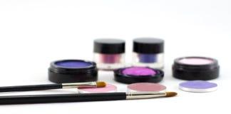 Cosméticos del maquillaje. Imagen de archivo