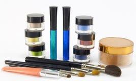 Cosméticos del maquillaje. Imagen de archivo libre de regalías