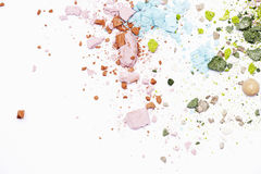 Cosméticos del maquillaje imágenes de archivo libres de regalías