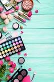 Cosmétiques de maquillage image libre de droits