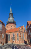 Cosmas and Damian church in Hanseatic city Stade Royalty Free Stock Images