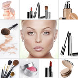 Cosmetic Stock Image