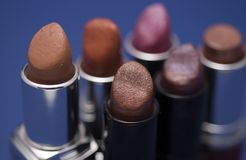 Cosmetic. Makeup lipstick Stock Image