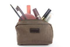 Cosmetic bag Stock Image