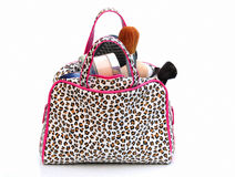 Cosmetic Bag Royalty Free Stock Photo