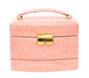 Cosmetic bag Royalty Free Stock Images