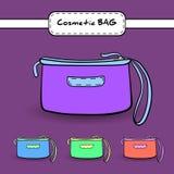 Cosmetic Bag Stock Photography