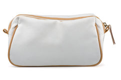 Cosmetic bag Stock Images
