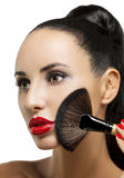 Cosmetic. Base for Perfect Make-up Royalty Free Stock Photography