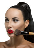 Cosmetic. Base for Perfect Make-up Royalty Free Stock Images
