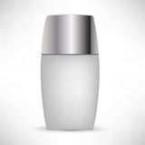 Cosmetic beauty container Stock Image