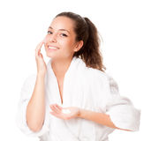 Cosmetic beauty. Stock Photos