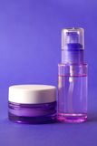 Cosmetic and beauty products Royalty Free Stock Photography