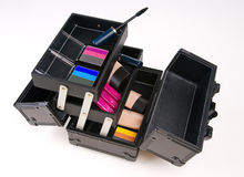 Cosmetic box Royalty Free Stock Photography