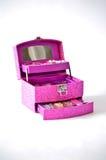 Cosmetic Box Royalty Free Stock Photo