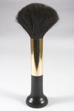 Cosmetic brush. Isolated in white Stock Photo
