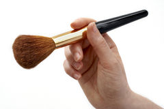 Cosmetic brush stock images