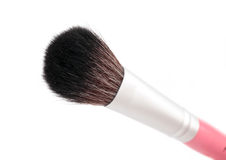 Cosmetic brush Royalty Free Stock Photo
