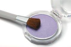 Cosmetic brushes Stock Photo