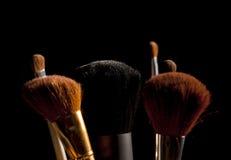 Cosmetic brushes Stock Image