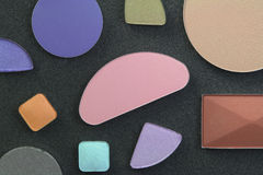 Cosmetic colors Stock Photo