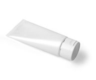 Cosmetic container Royalty Free Stock Image