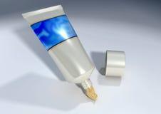 Cosmetic cream royalty free stock photos