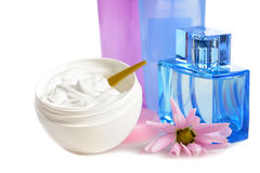 Cosmetic cream Royalty Free Stock Image