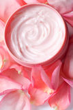 Cosmetic cream Stock Photography